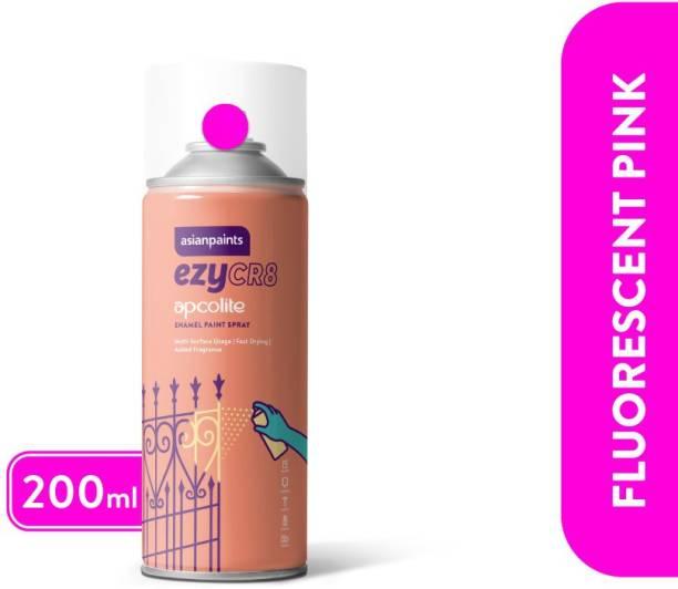 ASIAN PAINTS Flouroscent Pink Spray Paint 200 ml