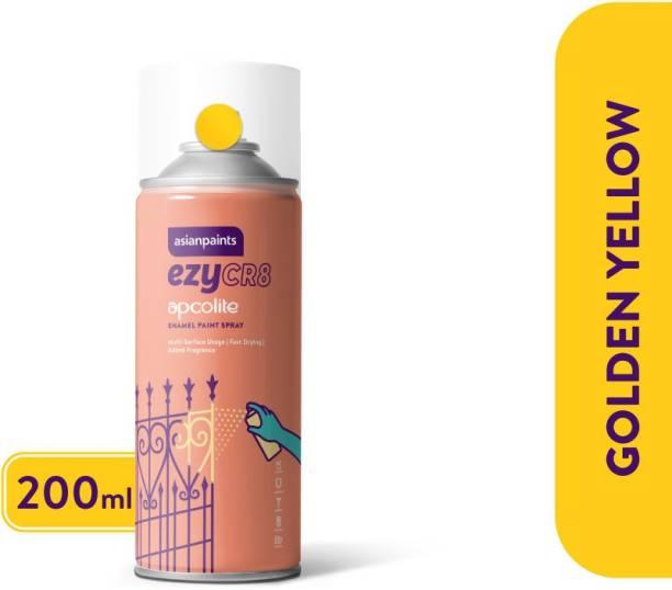 ASIAN PAINTS Golden Yellow Spray Paint 200 ml