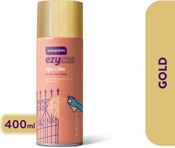 Asian Paints Gold Spray Paint 400 ml
