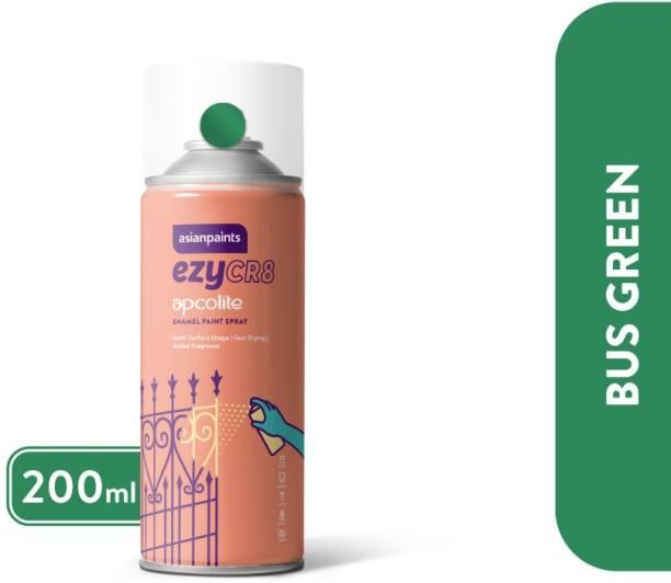 ASIAN PAINTS Bus Green Spray Paint 200 ml