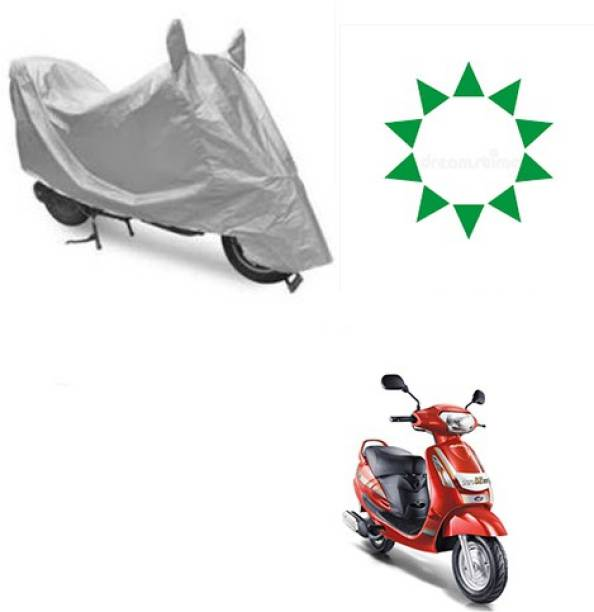 RPSENTTERPR Two Wheeler Cover for Mahindra