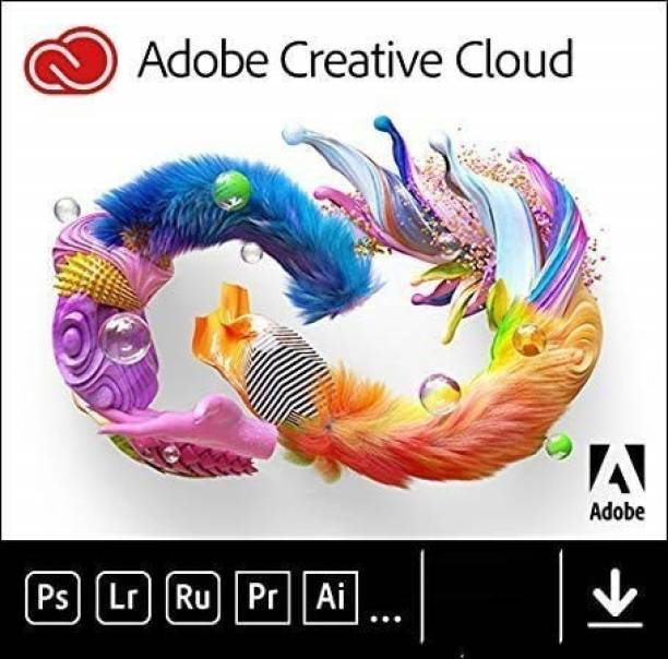 Gonitro Adobe Creative Cloud All Apps | Lifetime|1 PC | Download | Email Delivery |