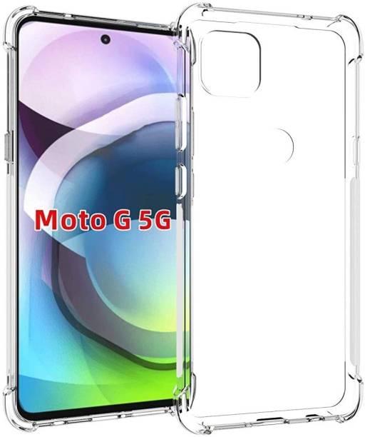 AKSHUD Back Cover for Motorola Moto G 5G