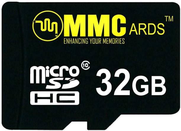 MMC Ultra U1 32 GB MicroSD Card Class 10 90 MB/s  Memory Card