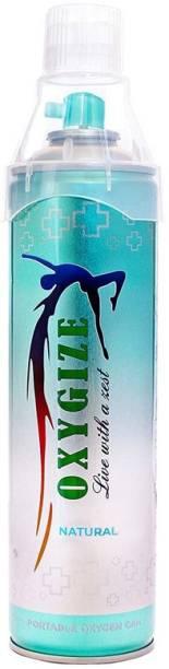 oxygize Natural flavour 10 Litre Oxygen Portable Oxygen Can