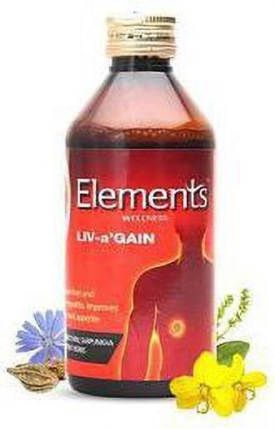 Elements LIV-a-'GAIN Liquid 200 ml