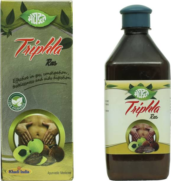 MEGHDOOT Triphla Ras for Constipation and Digestion