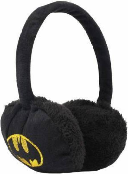 EnviUs Winter Outdoor Accessory Foldable Ear Muffs / Warmer for Girls & Boys for protection from Cold, Ideal Head /Hair Accessory during winters - A1 Ear Muff (Pack of 1) Ear Muff