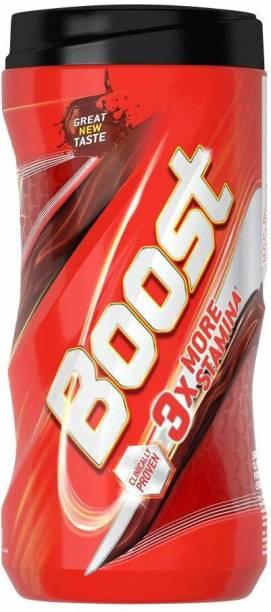 Boost Great New Taste 3X More Stamina 450 Gram
