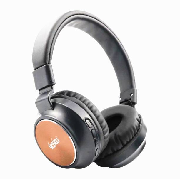 Kiko Over The Ear Bluetooth Headphone Headset for music Gameing Bluetooth Headset