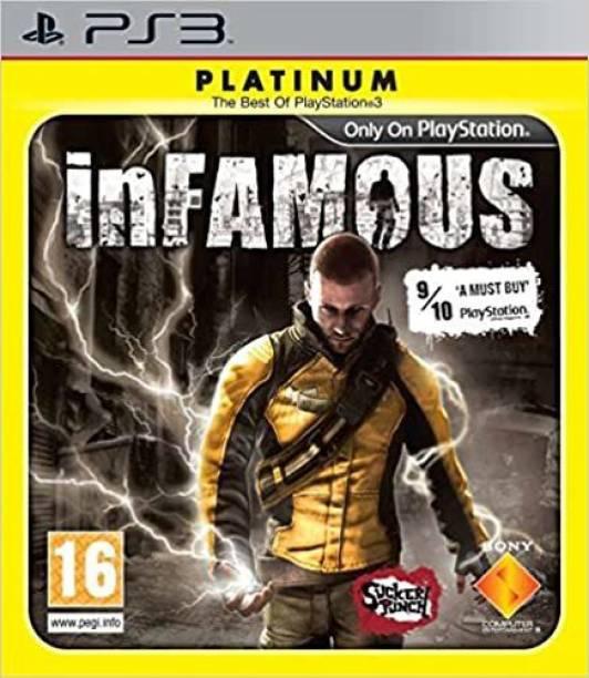 Infamous (platinum)