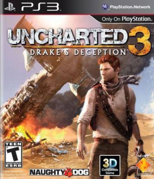 UNCHARTED 3 DRAKES DECEPTION (PS3) (STANDARD)