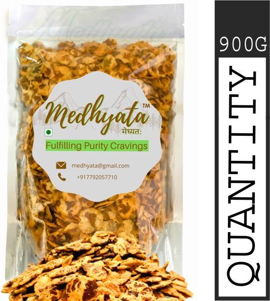 Medhyata Special Low Fat Black Chana JHOR Garam (Oil & Gluten Free)