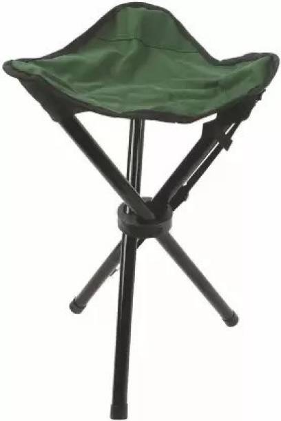 SPARK ENTERPRISE Tripod Stool for Camping & Travelling Tripod (Green, Supports Up to 6000 g) Tripod Kit