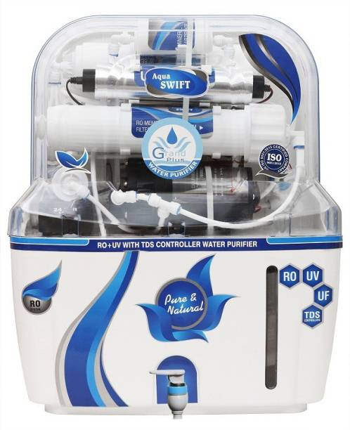 Grand plus B 10 L RO + UV + UF + TDS Water Purifier