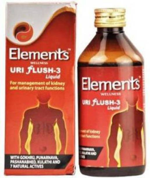 Elements WELLNESS Uri Flus
