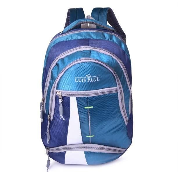 LUIS PAUL LUISPAULZA140 Waterproof School Bag
