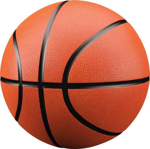 DODGE 'N WOLVES HI - smooth grip street basketball - basket ball - size 7 number - pack of 1 Basketball - Size: 7