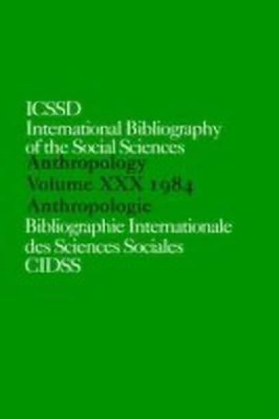 IBSS: Anthropology: 1984 Vol 30