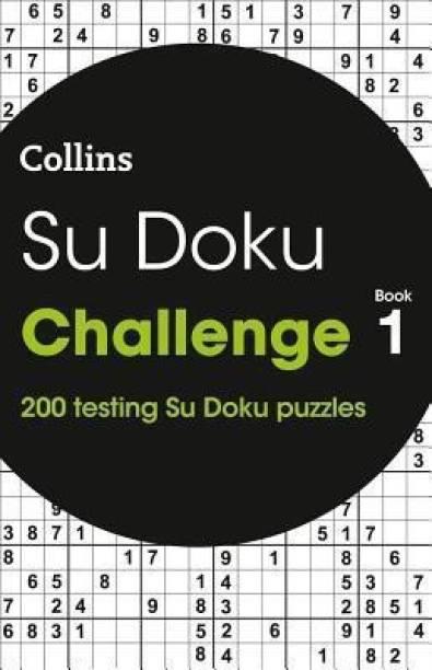 Su Doku Challenge book 1
