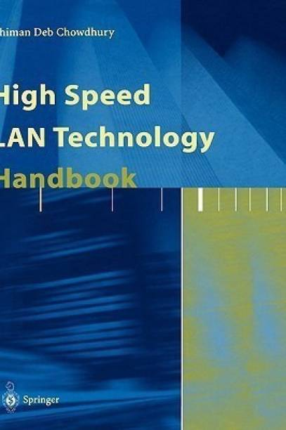 High Speed LAN Technology Handbook