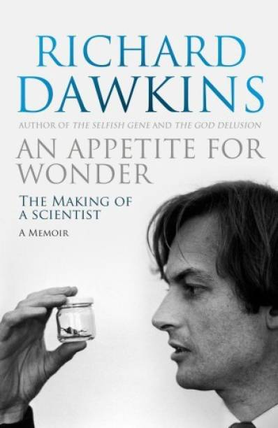 Appetite For Wonder - The Making of a Scientist