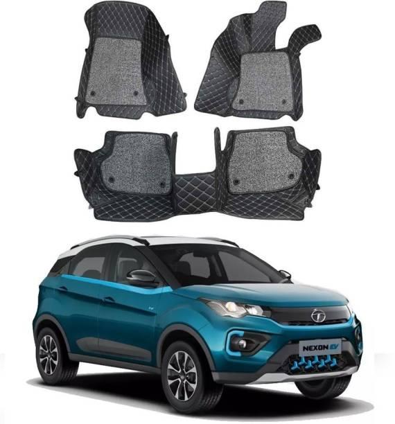 arneja trading company Leatherite 7D Mat For  Tata Nexon EV