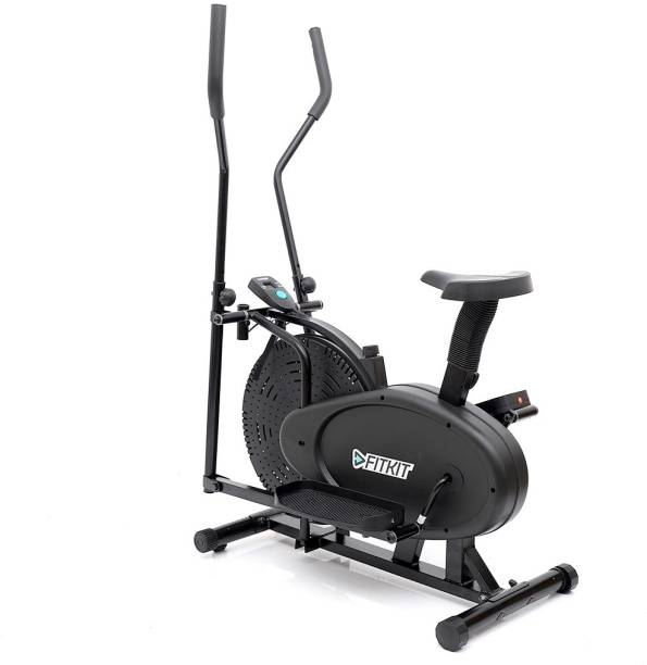 Fitkit FK300 Orbitrac with Free Installation Cross Trainer