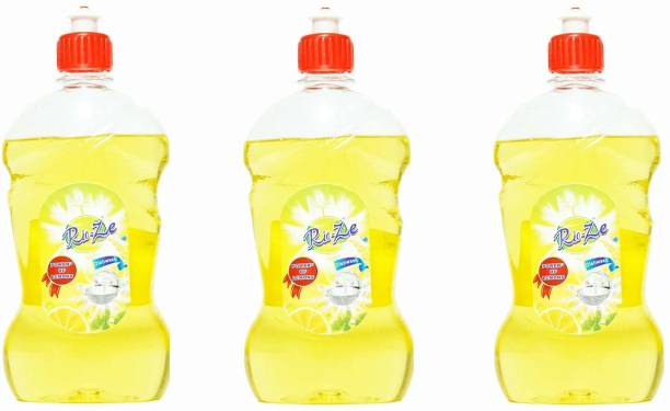 Rio-Ze Dish Cleaning Gel 250ml (Pack of 3) Dish Cleaning Gel