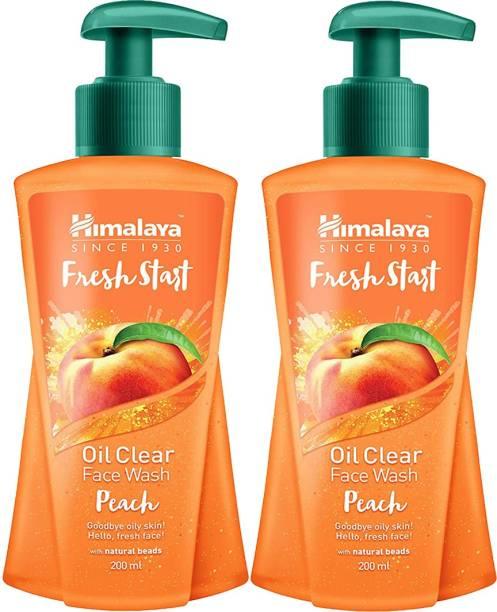 HIMALAYA Fresh Start Peach And Peach Face Wash
