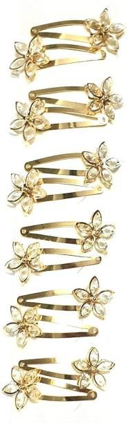 RAINBOW RETAIL Hairbands Juda PIN Headbands Stone TIC TAC Clips Hair Accessories Tic Tac Clip