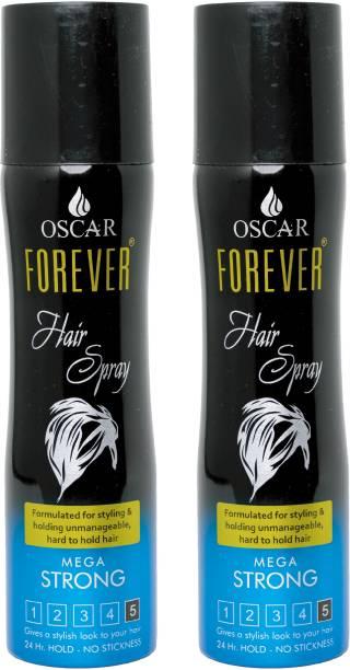 Oscar FOREVER HAIR SPRAY 135ML + 135ML Hair Spray