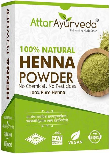 Attar Ayurveda Natural Henna powder for hair