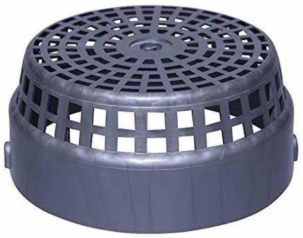chirag distribution Polycarbonate Chimney Pipe Cowl Cover (6 Inches) Hose Pipe