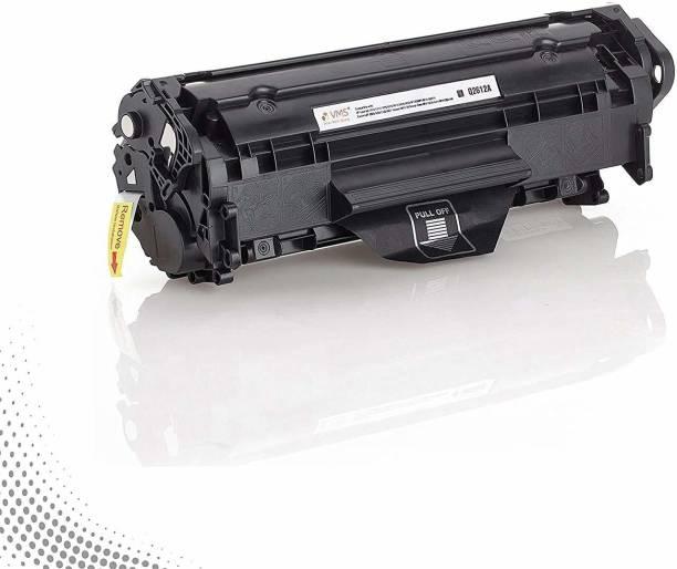 Integrate Cart 2A / Q2612A Toner cartridge For HP Laserjet 1010/ 1010w/ 1012/ 1015/ 1018/ 1020/ 1022/ 1022n/ 1022nw/ M1005 MFP/ M1319f MFP/ 3015 AIO/ 3020/ 3030/ 3050 (EXTRA DARK) Black Ink Toner Black Black Ink Toner