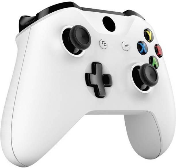 Clubics Xbox One Motion wireless Gaming Controller (White, Wireless)  Motion Controller