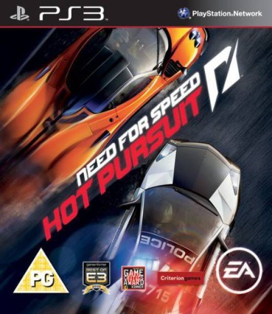 Need for Speed: Hot Pursuit (PS3) (STANDARD)