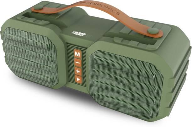 ZEBRONICS Sound Feast 50 14 W Bluetooth Speaker