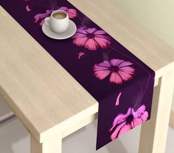 Creativehomes Multicolor 150 cm Table Runner