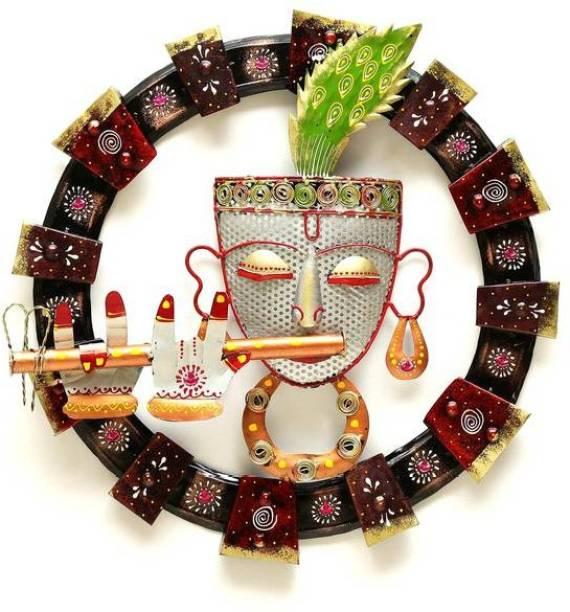 kamdhenu art and craft Krishna amboj