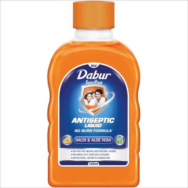 Dabur Sanitize Antiseptic Liquid
