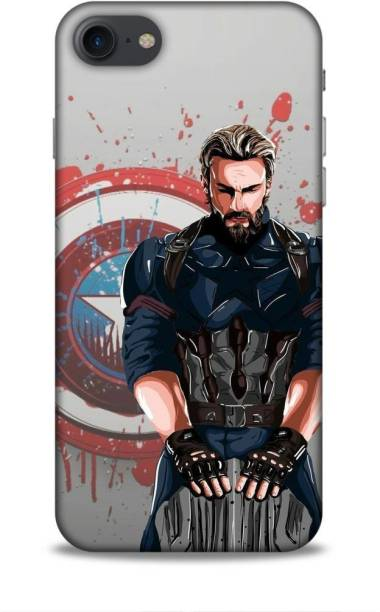 CLEOK Back Cover for Apple Iphone 8