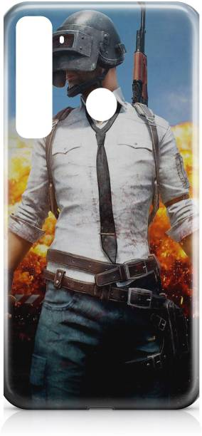 Accezory Back Cover for Realme 5, Back Case For Realme 5, Back Cover For Realme 5