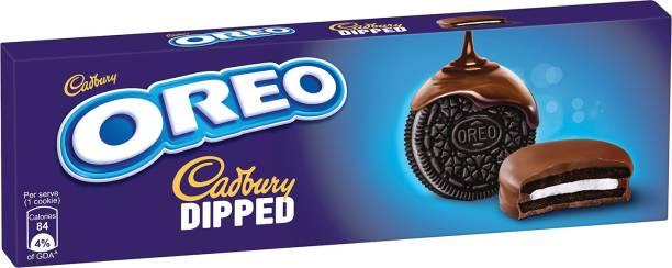 OREO Cadbury Dipped Cookie Cream Sandwich