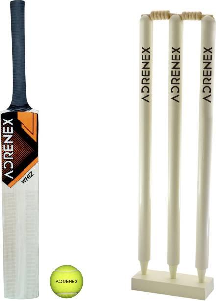 Adrenex by Flipkart Cricket Starter Kit 2 Cricket Kit