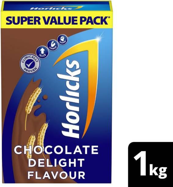 HORLICKS Chocolate Delight Flavor