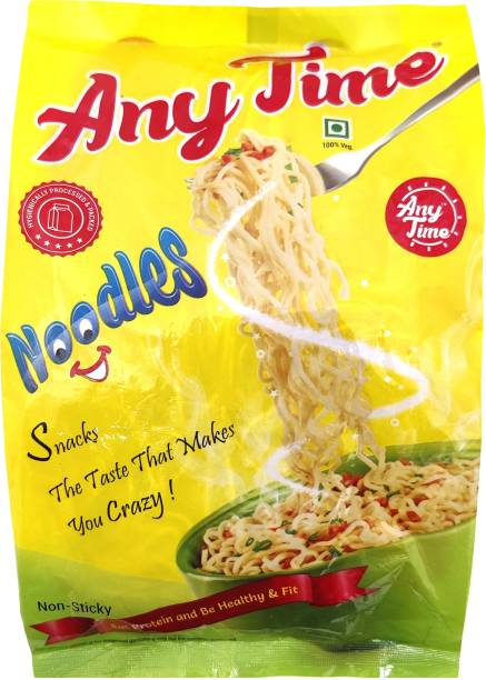 Anytime Hakka Noodles Vegetarian