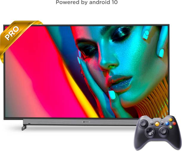 MOTOROLA ZX Pro 127 cm (50 inch) Ultra HD (4K) LED Smart Android TV with Wireless Gamepad
