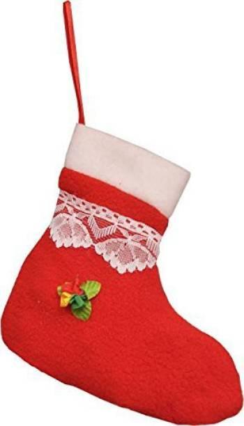 KHUSHA CREATIONS Christmas Stocking