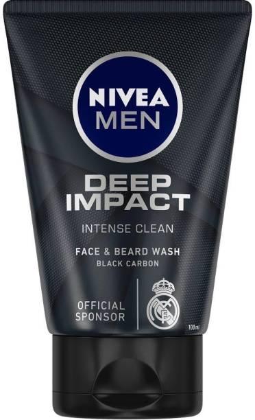 NIVEA Deep Impact Face Wash